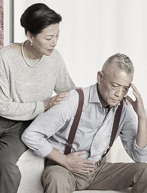 父母上了年纪 消化不好,积食胃胀