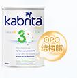 """率先在婴幼儿配方羊奶粉中添加""""OPO"""",帮助宝宝更好消化吸收"""